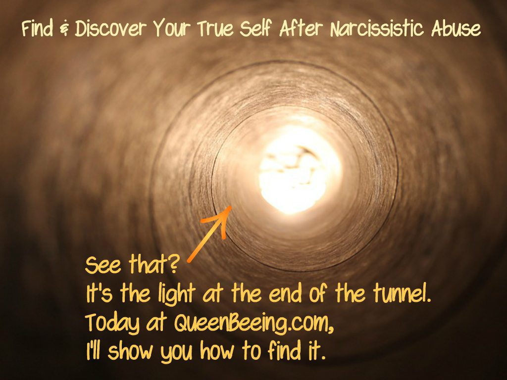 Narcissistic Abuse Recovery: Find the Light at the End of the Tunnel