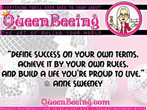 annesweeny quote queenbeeing