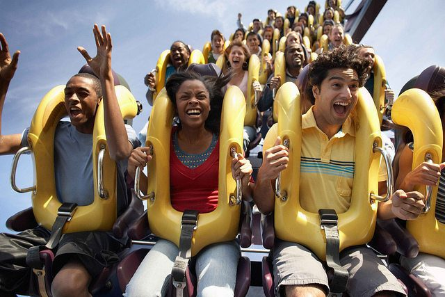 Faking It 'Til You Make It on a Roller Coaster (to the Life of Your Dreams)
