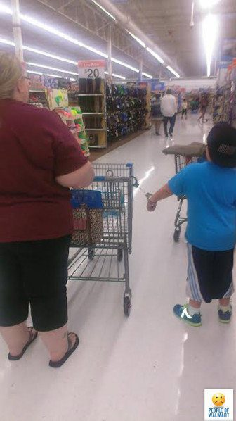 The People Of Wal-Mart