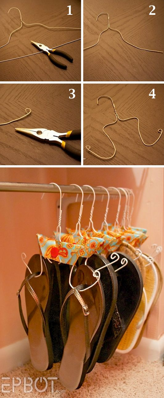 Spring Cleaning: 6 amazing ways to organize your bedroom closet with Pinterest