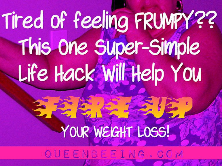 one trick to fire up weight loss
