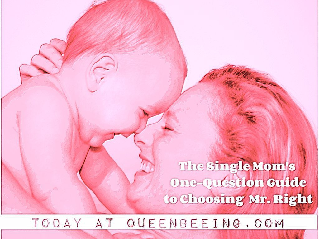 Litmus Test: The Single Mom's One-Question Guide to Choosing Mr. Right