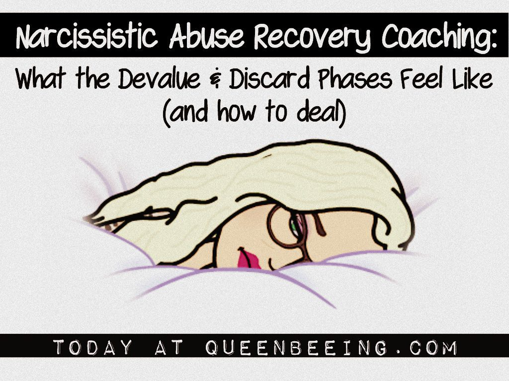 Toxic Abuse in Relationships: Inside the Narcissist's Devalue and Discard Phases