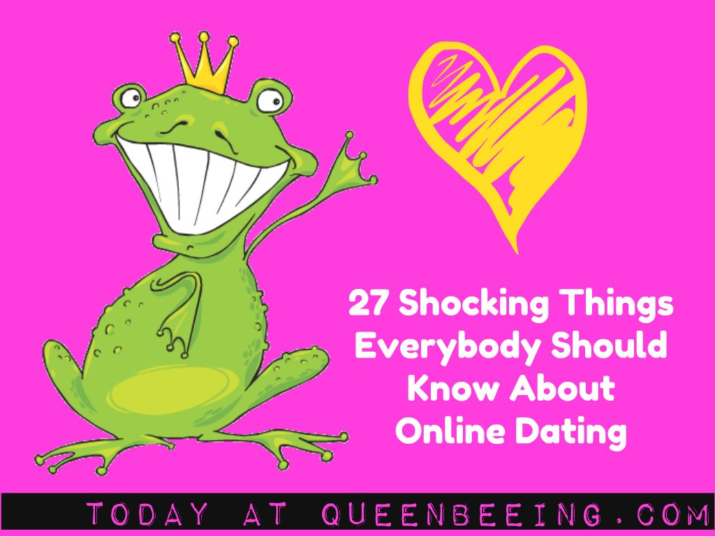 Kissing frogs: 27 things everyone should know about online dating