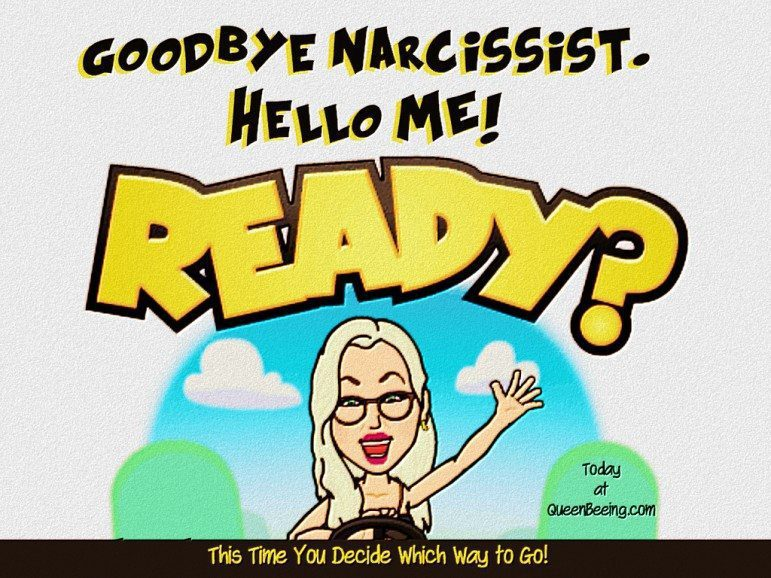 Your version of yourself or a narcissists