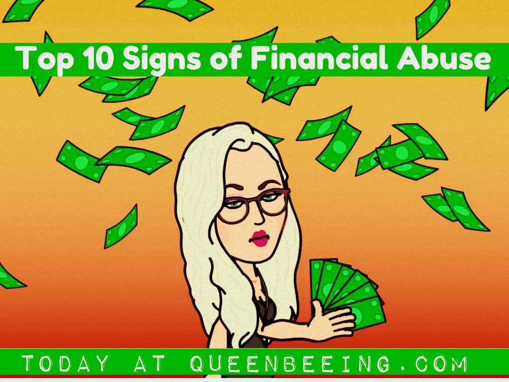 Top 10 Signs You're Being Financially Abused by a Narcissist (Video)