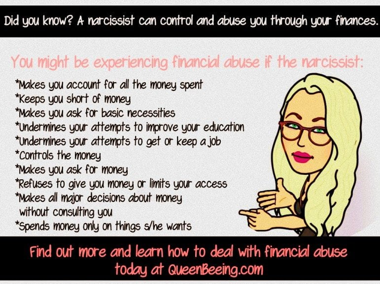 Signs of Financial Abuse