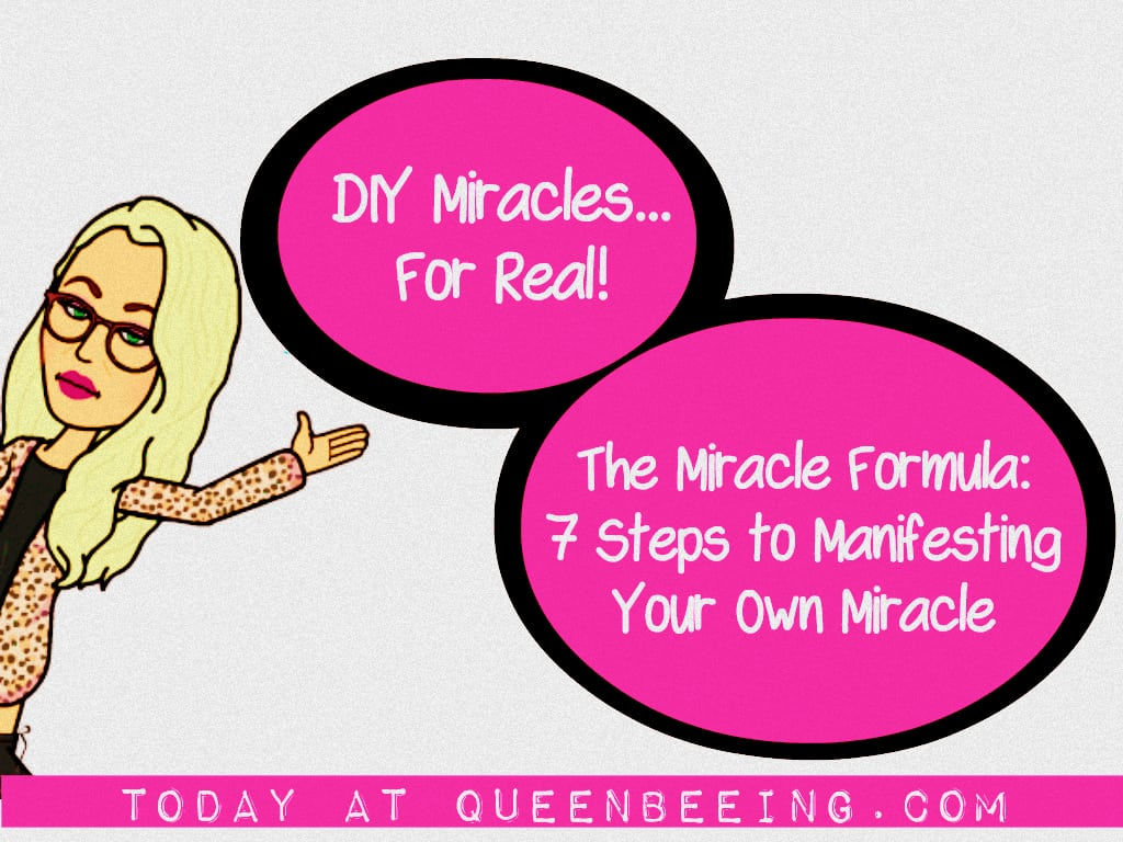 The Miracle Formula: 7 Easy Steps to a DIY Miracle