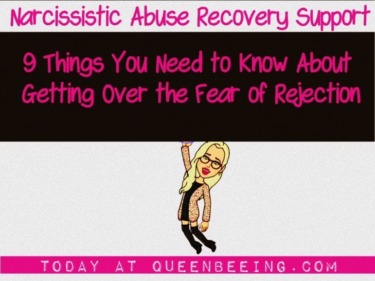 Narc Abuse Recovery Support Getting Over Rejection