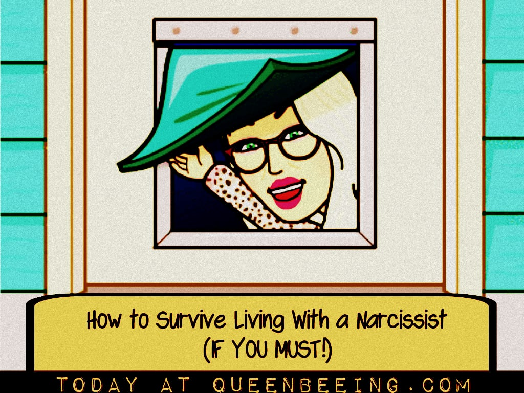 Surviving Toxic Relationships: How to Co-Exist with a Narcissist (If You Must)
