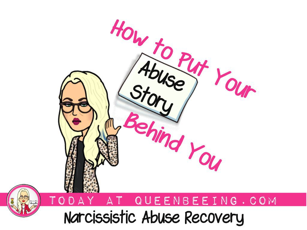 Narcissistic Abuse Recovery: How to Write, Accept and Release Your Abuse Story