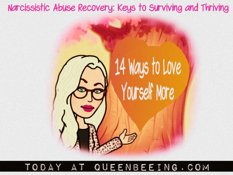 Love Yourself Healthy Narcissistic Abuse Recovery