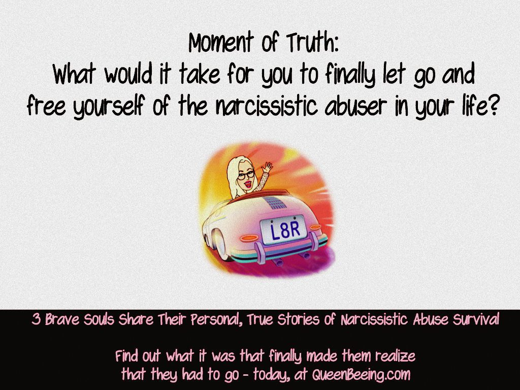 3 True Narcissistic Abuse Survivor Stories: The Moment I Knew I Was Done
