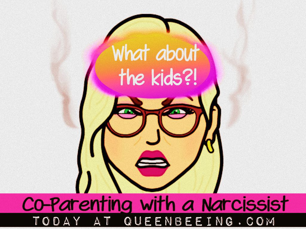 Co-Parenting With a Narcissist: Identifying and Managing Effects on the Kids