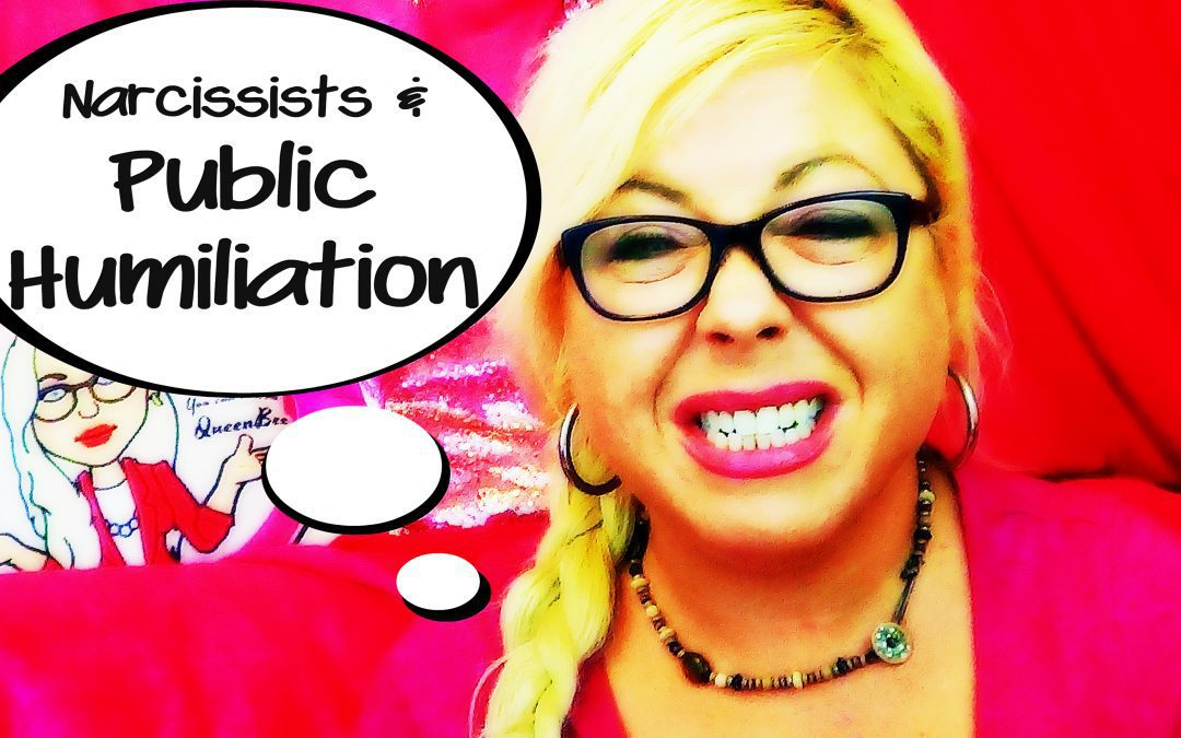 Narcissists and Public Humiliation: How & Why Narcissists Shame You Publicly