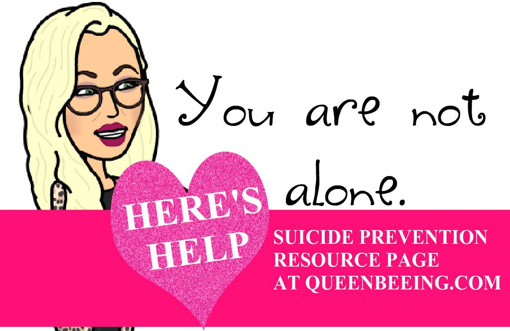 Suicide Prevention Mission: See Our New Resource List