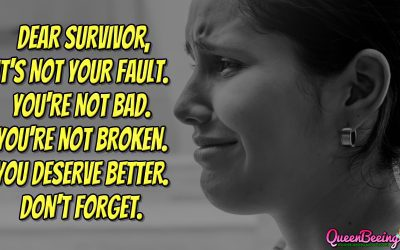 Narcissistic abuse is not your fault