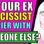 Will the narcissist be happier with someone else?