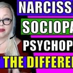 Psychopaths, Sociopaths and Narcissists: How to Tell the Difference