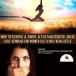 Angie Atkinson - Featured Speaker - How To Survive And Thrive After Narcissistic Abuse Seminar