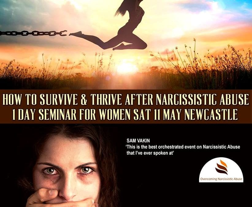 Angie Atkinson – Featured Speaker – How To Survive And Thrive After Narcissistic Abuse Seminar