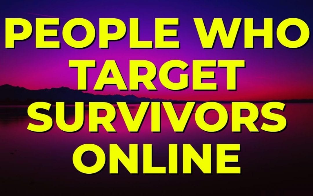Beware: These People Are Trying to Scam Narcissistic Abuse Survivors