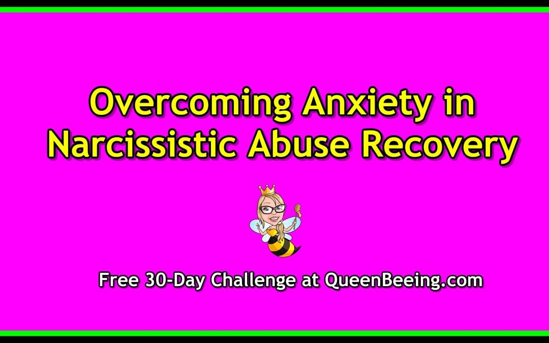 30-Day Overcoming Anxiety Challenge Wrap Up