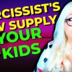 Your Ex's New Supply and Your Children (Toxic Flying Monkey)
