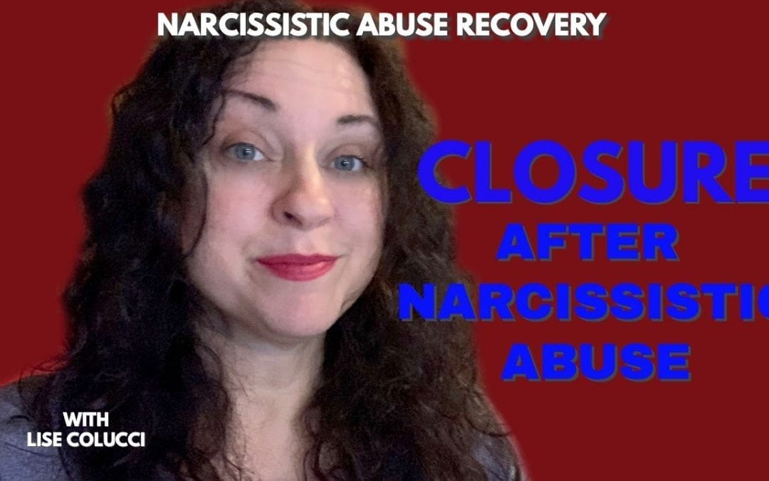 Closure After Narcissistic Abuse