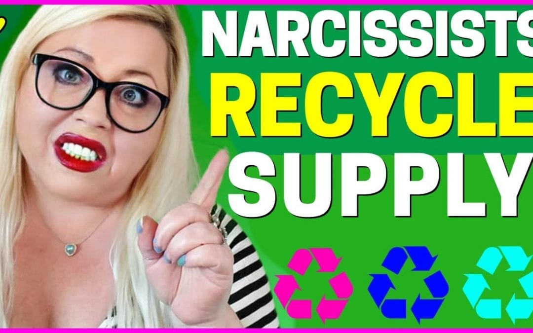 Narcissistic Recycler (Why Narcissists Recycle Their Former Partners)