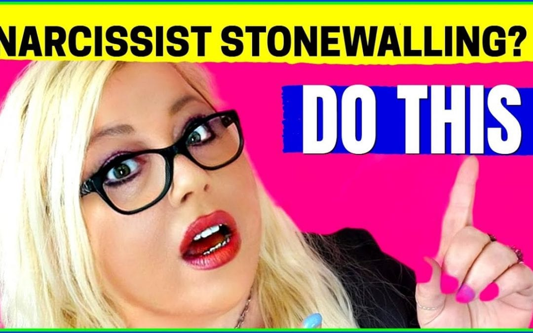 When the Narcissist Stonewalls You