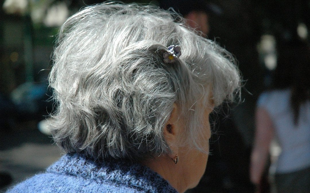 The Aging Female Collapsed Narcissist