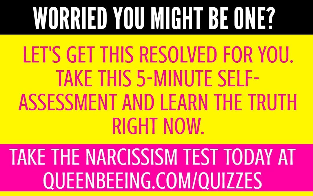 Narcissism Test: Are you a narcissist?