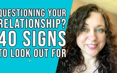 Is Your Relationship Toxic? 40 Warning Signs To Look Out For