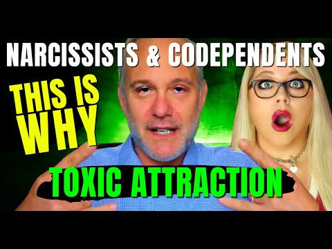 Why are narcissists and codependents attracted to one another? Here's the TRUTH from Ross Rosenberg
